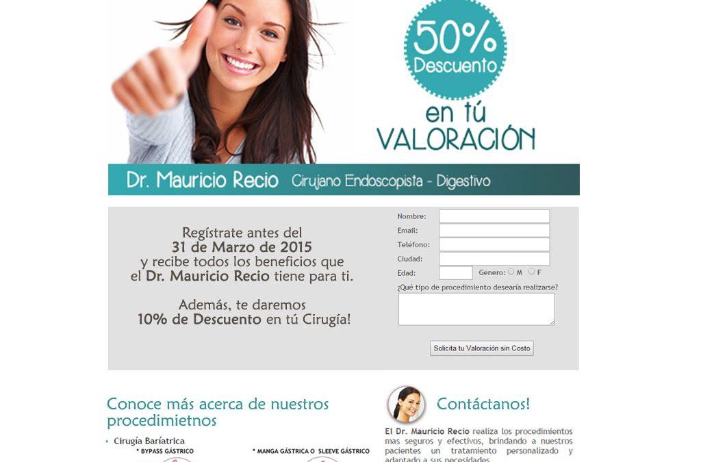 Dr. Mauricio Recio