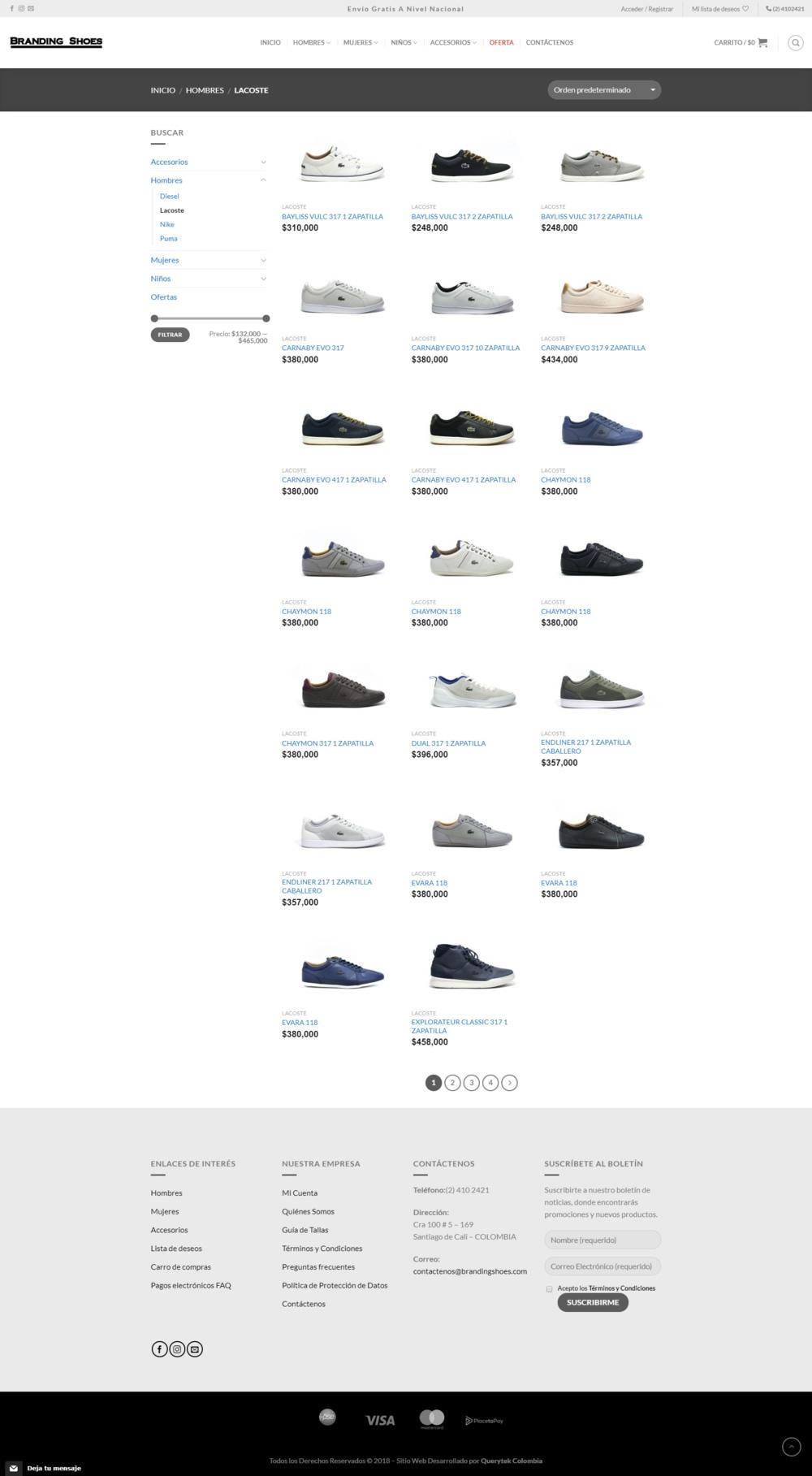 Branding Shoes