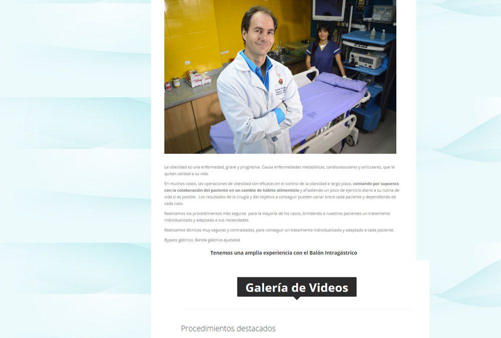 Dr Mauricio Recio