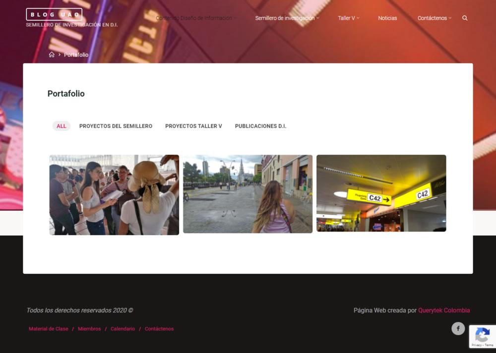 Blog UAO